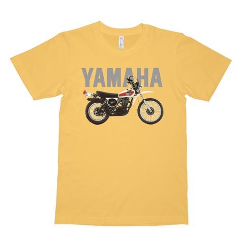 Yamaha XT 500 T Shirt | Vox Throttle