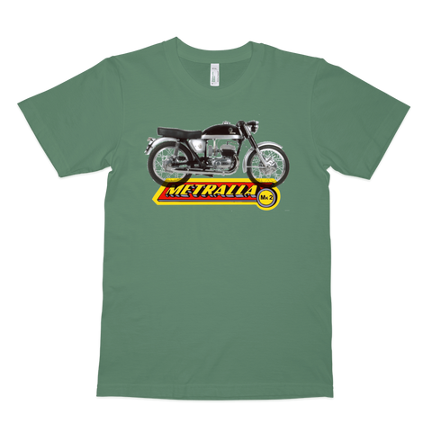 Bultaco Metralla Mk 2 T Shirt | Vox Throttle