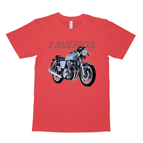 Laverda 3C T Shirt | Vox Throttle