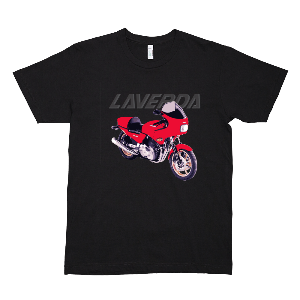 Laverda RGS T Shirt | Vox Throttle