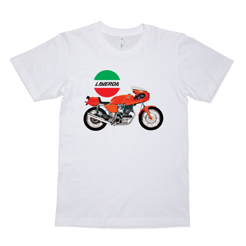 Laverda 750 SFC T Shirt | Vox Throttle