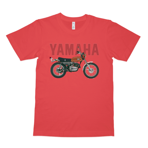 Yamaha DT250 1968 T Shirt | Vox Throttle