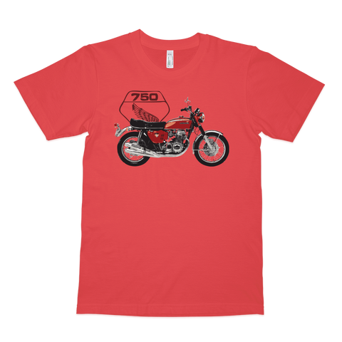 Honda 750 Four T Shirt | Vox Throttle