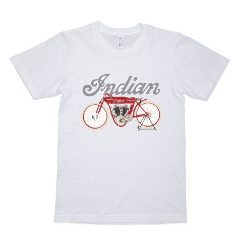 Indian V Twin T Shirt | Vox Throttle