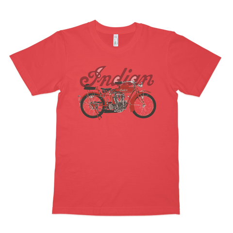 Indian Big Twin T Shirt | Vox Throttle