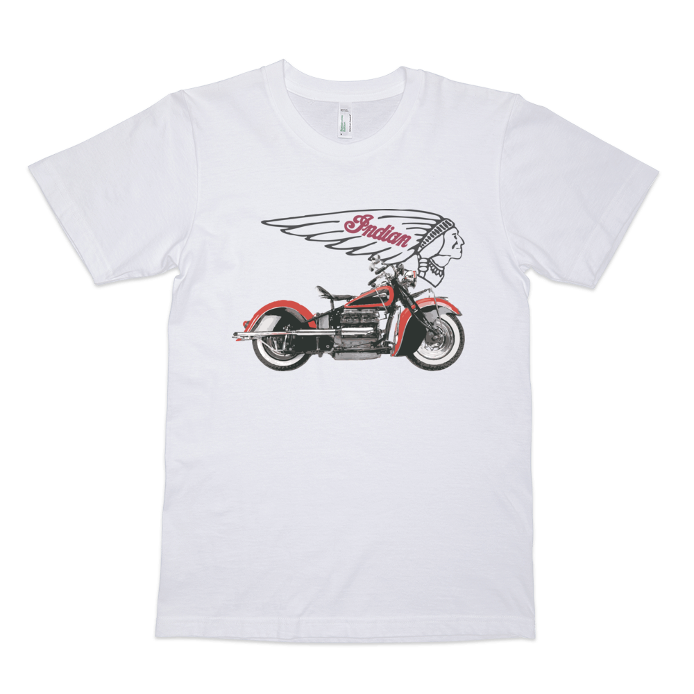 Indian Four 1940 T Shirt | Vox Throttle