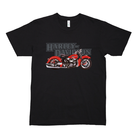 Harley Davidson 1946 T Shirt | Vox Throttle