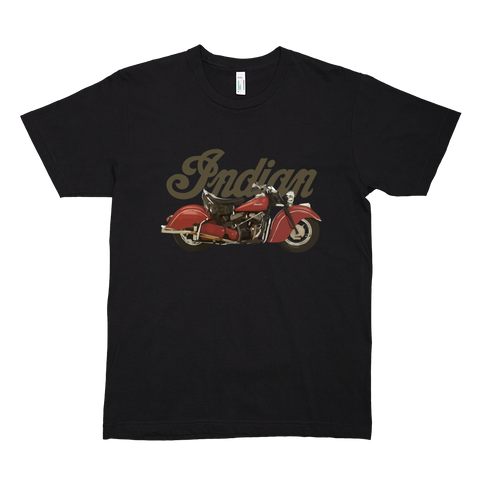 Indian Chief 1947 T Shirt | Vox Throttle