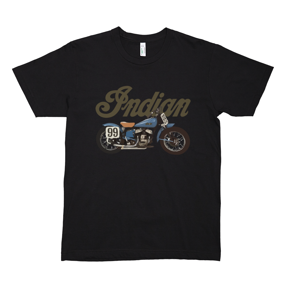 Indian Scout Racer 1948 T Shirt | Vox Throttle