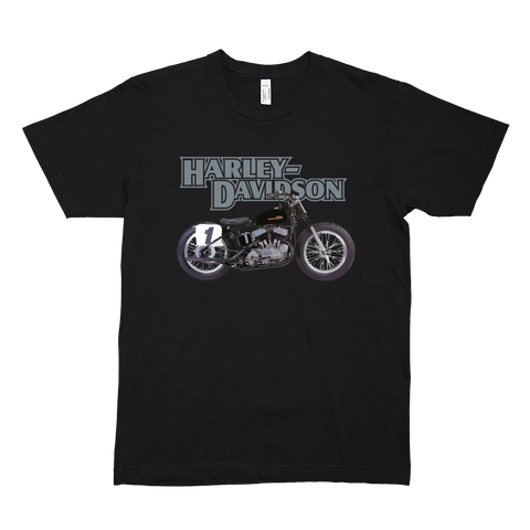 Harley Davidson 1956 KR Racer T Shirt | Vox Throttle