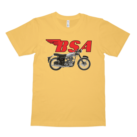 BSA Gold Star 1960 T Shirt | Vox Throttle