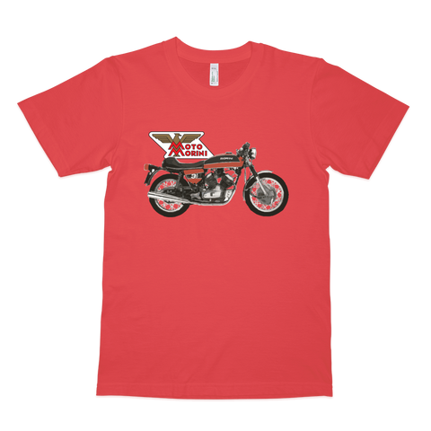 Moto Morini 350 V Twin T Shirt | Vox Throttle