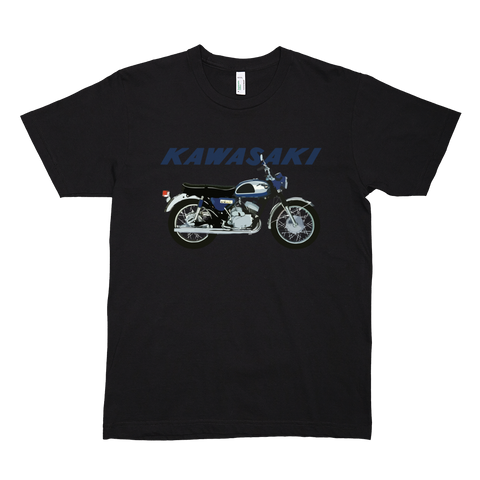 Kawasaki 350 A7 Avenger T Shirt | Vox Throttle