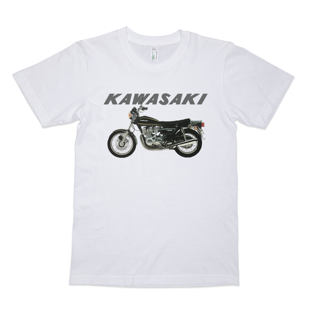 Kawasaki Z1000 1977 T Shirt | Vox Throttle