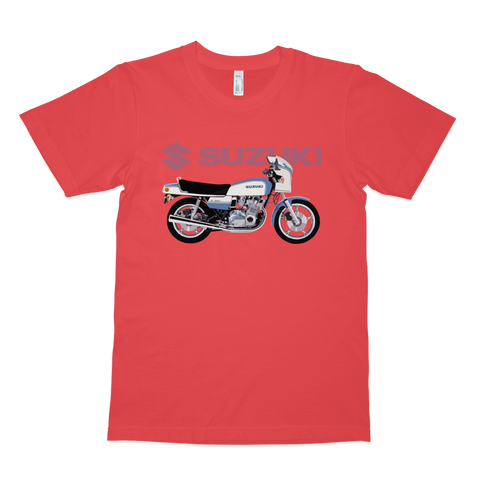 Suzuki GS1000S 1979 T Shirt | Vox Throttle