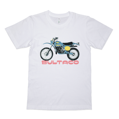 Bultaco Frontera Mk 11 T Shirt | Vox Throttle