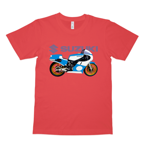 Suzuki RG500 Road Racer T Shirt | Vox Throttle