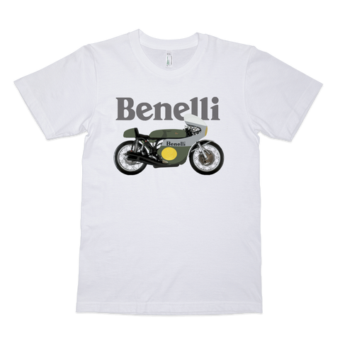Benelli 250 cc Grand Prix Racer 1969 T Shirt | Vox Throttle