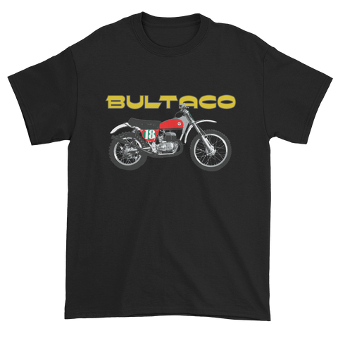 Bultaco Pursang Mk 6 T Shirt | Vox Throttle