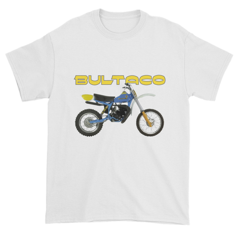 Bultaco Pursang Mk 15 T Shirt | Vox Throttle