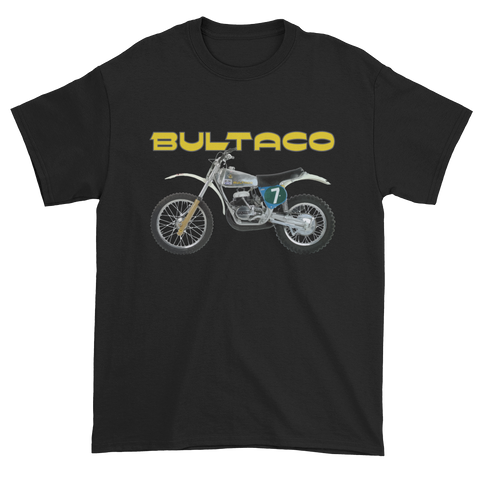 Bultaco Pursang Mk 10 Prototype T Shirt | Vox Throttle