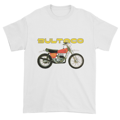 Bultaco Pursang Mk 7 360 T Shirt | Vox Throttle