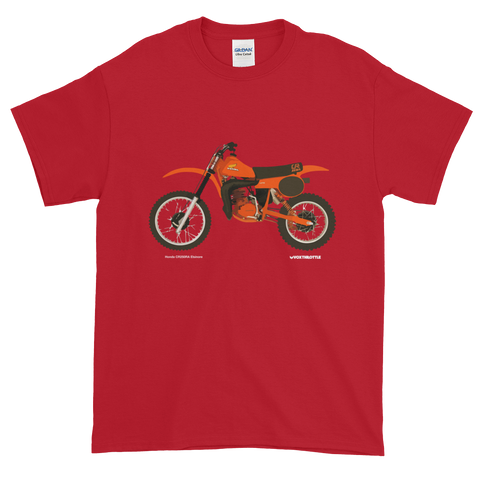 Honda CR250RA Elsinore T Shirt | Vox Throttle