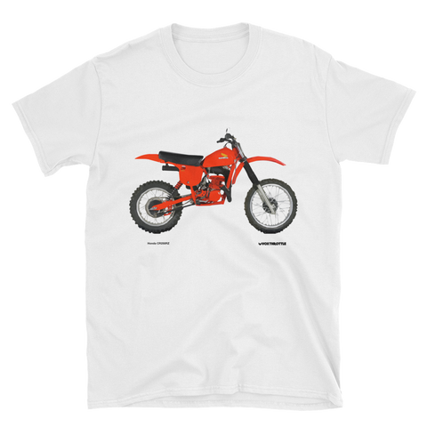 Honda CR250RZ Elsinore T Shirt | Vox Throttle