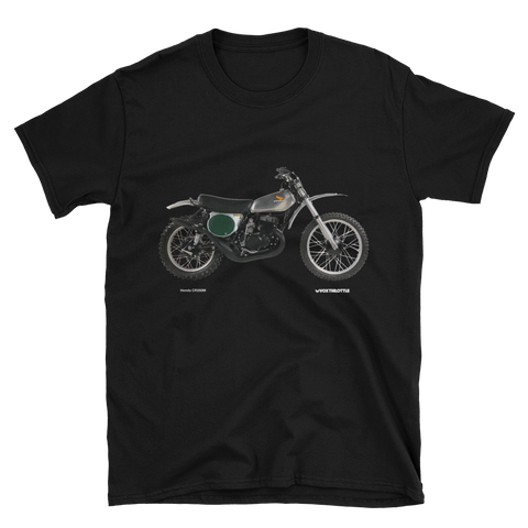 Honda CR250M Elsinore T Shirt | Vox Throttle