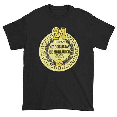 Bultaco Montjuic 24hr T Shirt | Vox Throttle