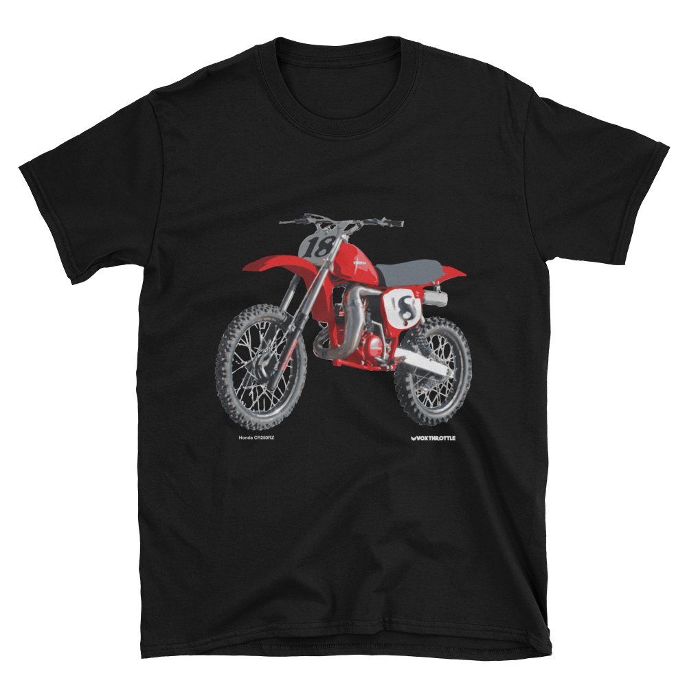 Honda Elsinore CR250R 1978 T Shirt | Vox Throttle