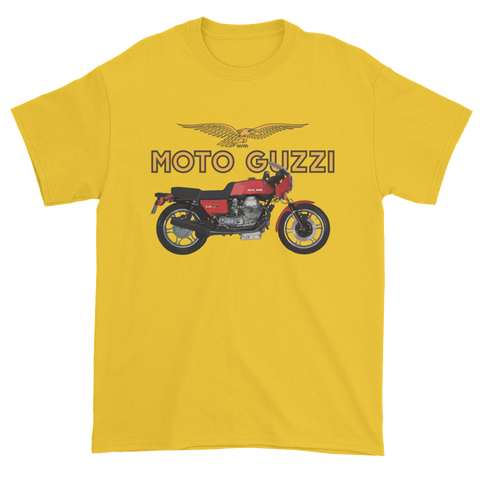Moto Guzzi LeMans Mk 1 T Shirt | Vox Throttle