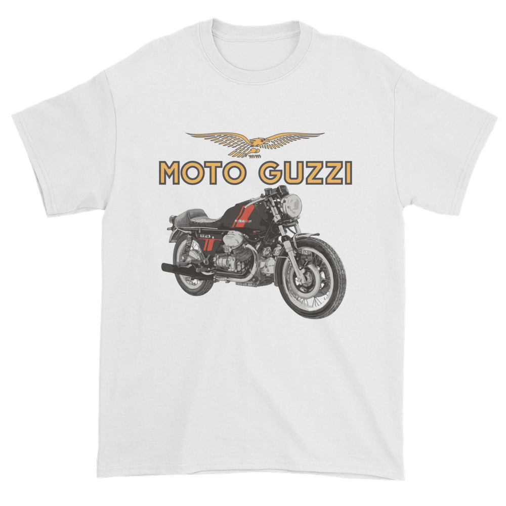 Moto Guzzi 750S T Shirt | Vox Throttle