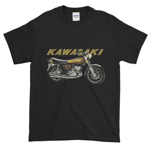 Kawasaki 500 H1 Mach 3 1974 T Shirt | Vox Throttle