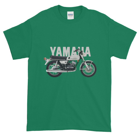 Yamaha RD350A T Shirt | Vox Throttle