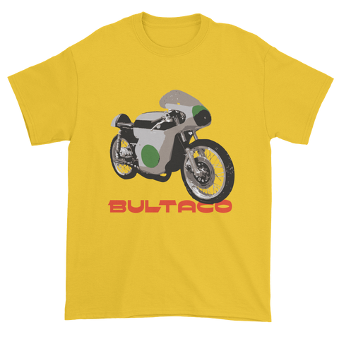 Bultaco Metralla Road Racer T Shirt | Vox Throttle