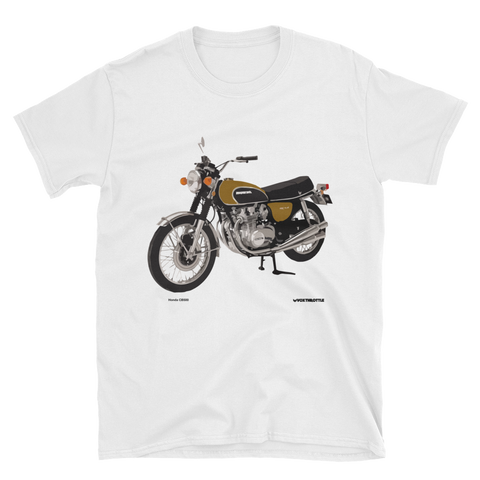 Honda CB500 Four T Shirt | Vox Throttle