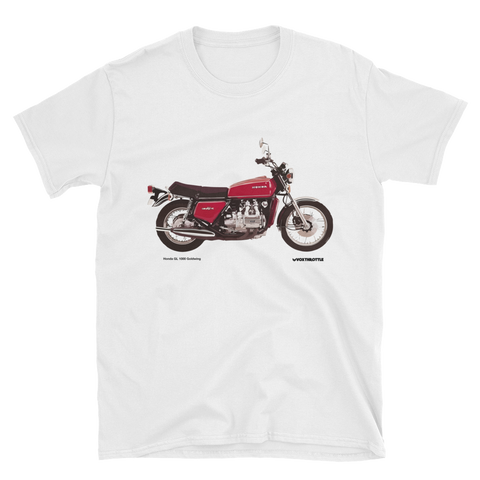 Honda GL1000 Goldwing T Shirt | Vox Throttle