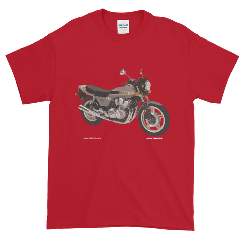 Honda CB900F Bol'Dor 1981 T Shirt | Vox Throttle