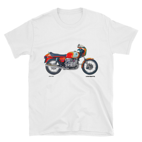 BMW R90S 1974 T Shirt | Vox Throttle
