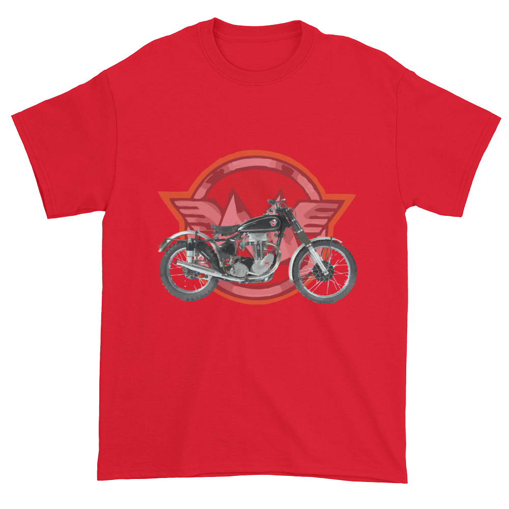 Matchless Trials Bike 1955 T Shirt | Vox Throttle