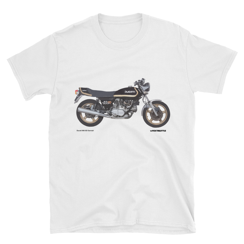 Ducati T Shirt, Collections, Ducati1 - Voxthrottle.com