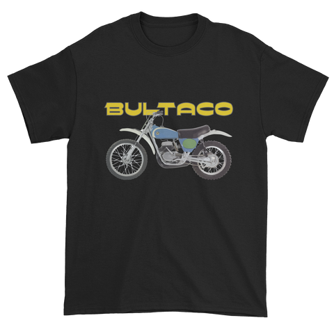 Bultaco Pursang Mk 7 250 T Shirt | Vox Throttle