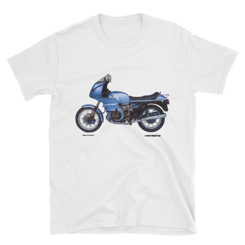 BMW R100RS 1977 T Shirt | Vox Throttle