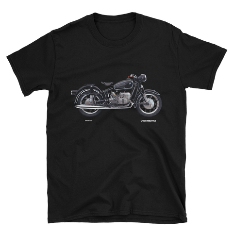 BMW R50 1955 T Shirt | Vox Throttle