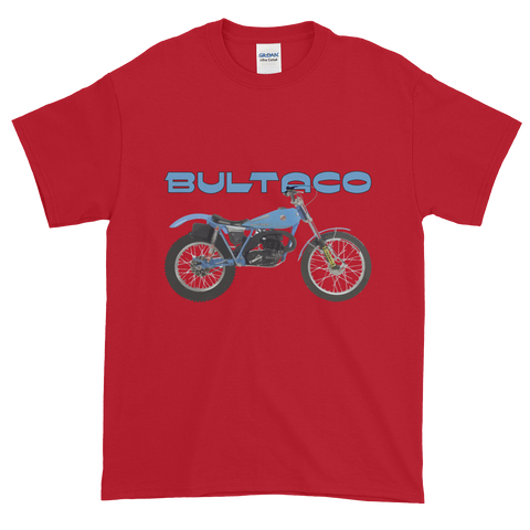 Bultaco Sherpa T 350 T Shirt | Vox Throttle