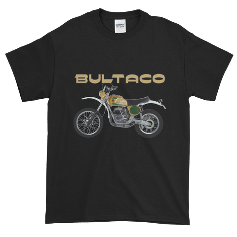 Bultaco Frontera Gold Medal T Shirt | Vox Throttle