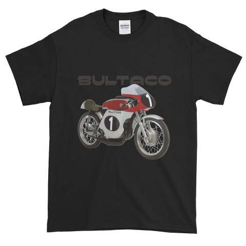 Bultaco TSS 125 T Shirt | Vox Throttle