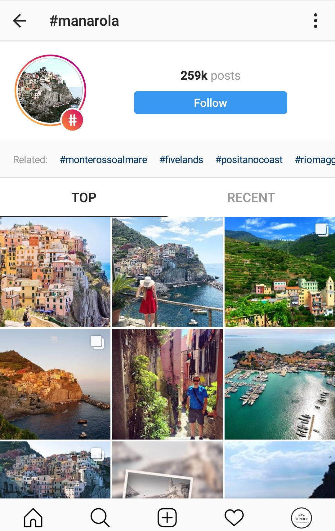 Instagram Hashtag Hack for Travelers