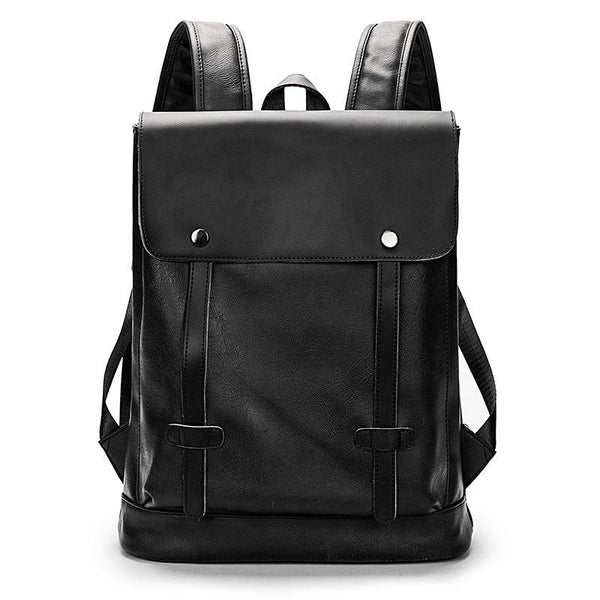 Cooper Vintage Leather Backpack - YONDER BAGS